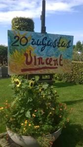 Aankondiging schildersdag Van Gogh 2015
